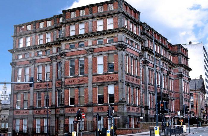 Great George Street building in Leeds