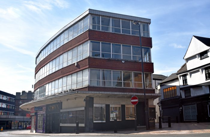Marygate House in the heart of Wakefield city centre