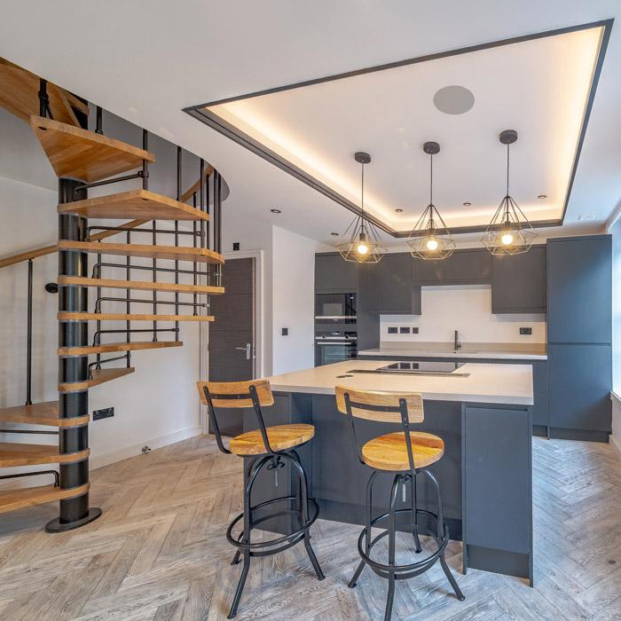 Islinghaus Apartments, Angel, London