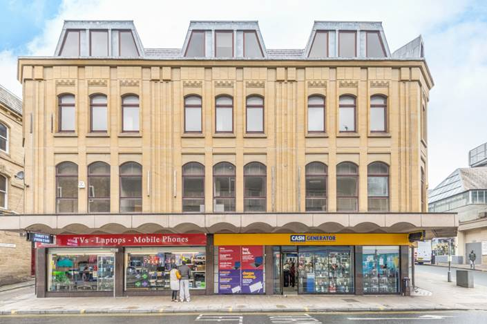 James Street Apartments COMPLETES - Priestley Homes