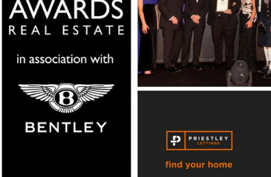 International Property Award for West Yorkshire - Priestley Lettings