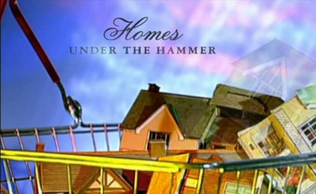 Episode of Homes Under The Hammer With Priestley's Estate & Lettings Agency