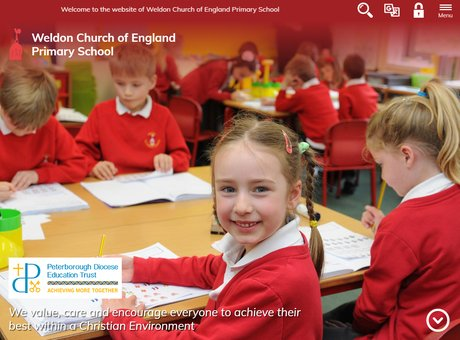 Home   Weldon Church of England Primary School.png