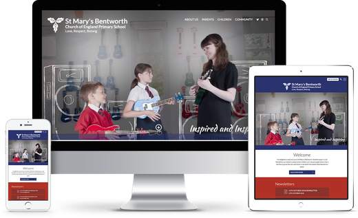St Mary's Bentworth  Church of England Primary School