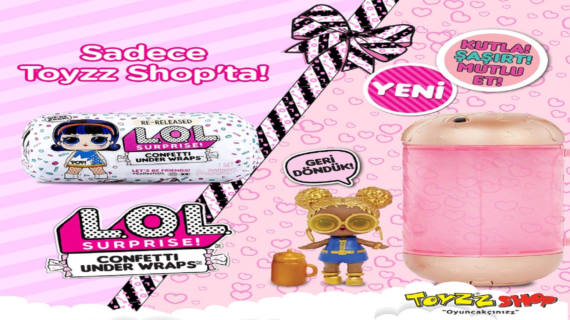 Sadece Toyzz Shop'ta!