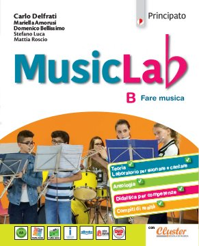 Music Lab B + Quaderno delle competenze