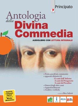 Antologia Divina Commedia EDIZIONE AGGIORNATA