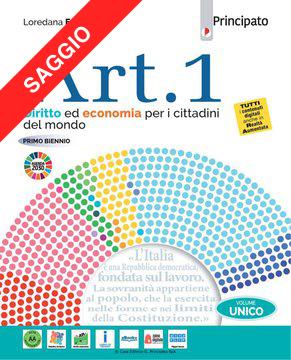 Art.1 Volume Unico (PDF DIMOSTRATIVO. Contenuti digitali non attivi)