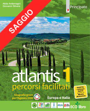 Atlantis 1 percorsi facilitati (PDF DIMOSTRATIVO. Contenuti digitali non attivi)