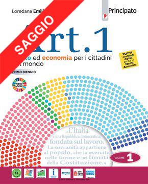 Art.1 volume 1 (PDF DIMOSTRATIVO. Contenuti digitali non attivi)