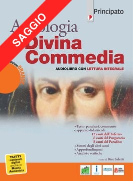 Antologia Divina Commedia (PDF DIMOSTRATIVO. Contenuti digitali non attivi)