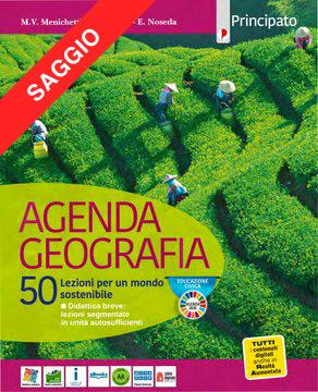 Agenda geografia (PDF DIMOSTRATIVO. Contenuti digitali non attivi)