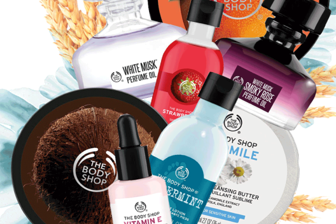 New Body Shop Coupons,Offers | Flat 50% Off Promo Code for All Users