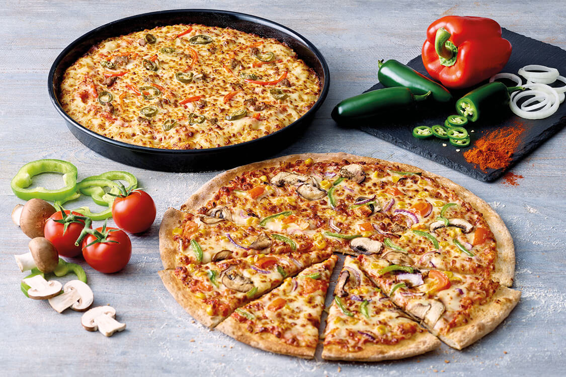 Treat A Friend To Pizza Buy One And Get One Free Priority