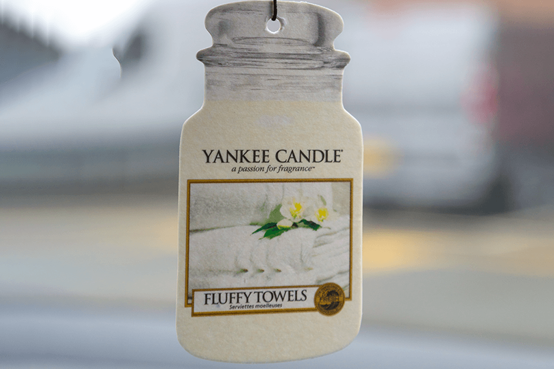 Perfect stocking filler. Free Yankee Candle air freshener - Priority