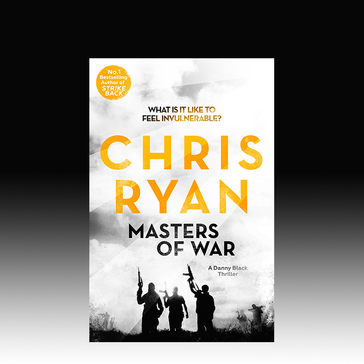 Kick Back With Masters Of War By Chris Ryan For 1 Priority
