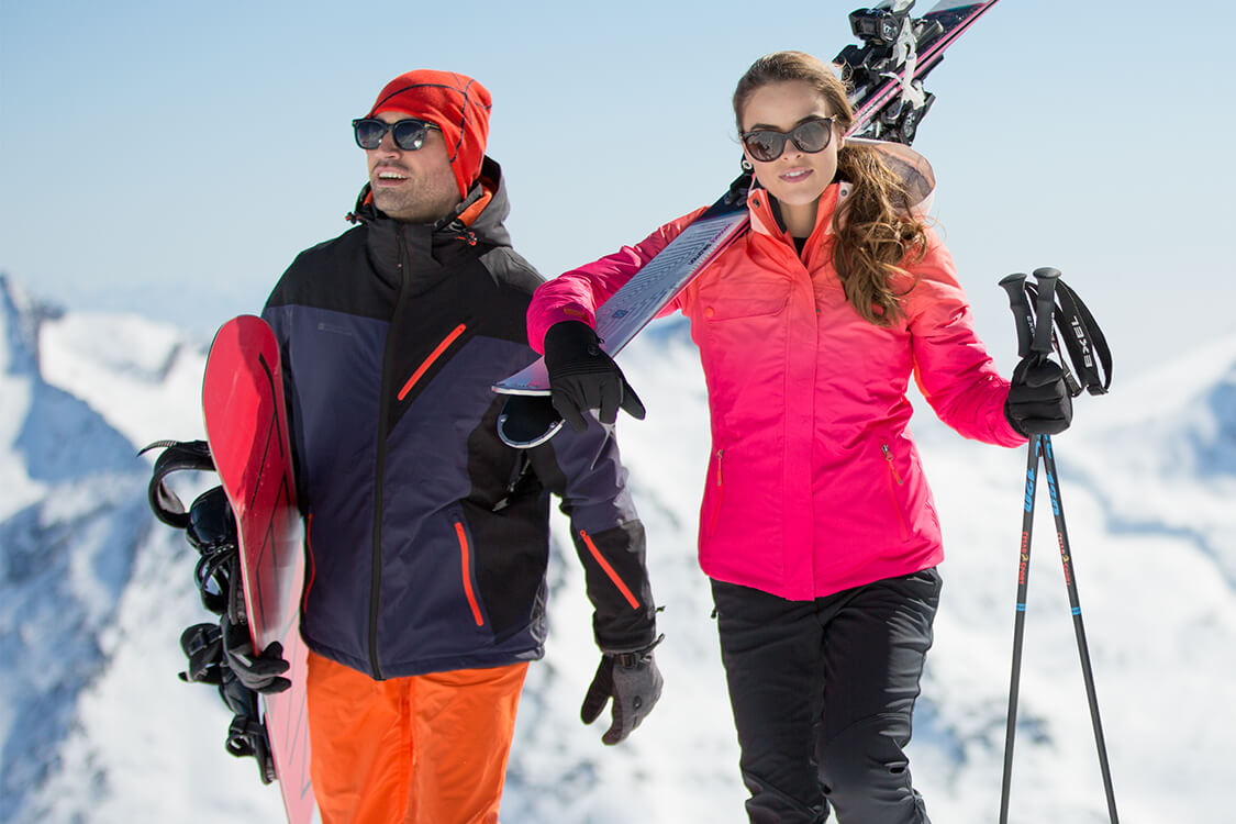 0d385ad736 Hit the slopes in style. 15% off skiwear and accessories - Priority