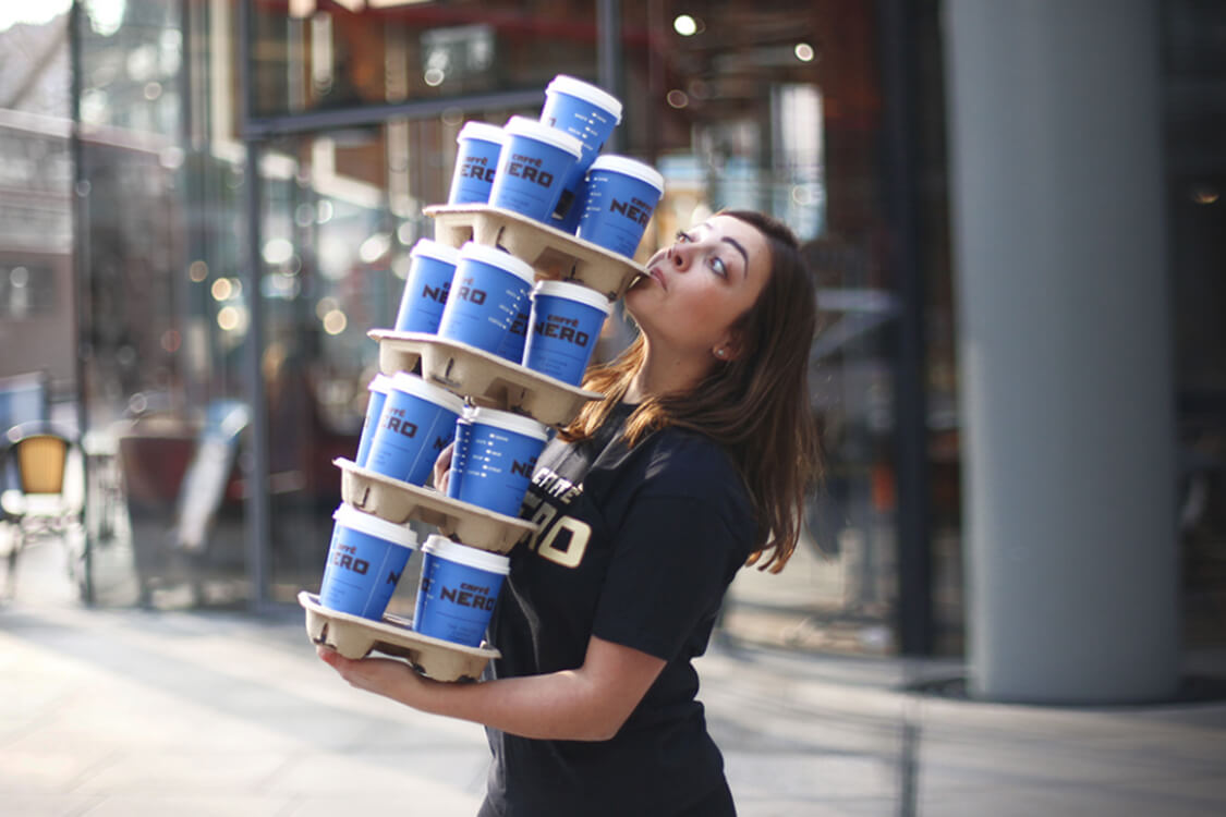 Your Tuesday Treat Pick Up A Free Hot Drink On Us Priority