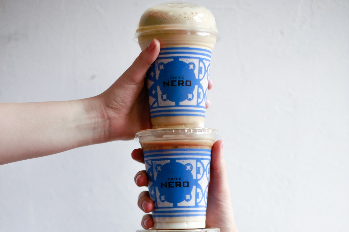 Buy One Iced Drink And Get One Free Priority