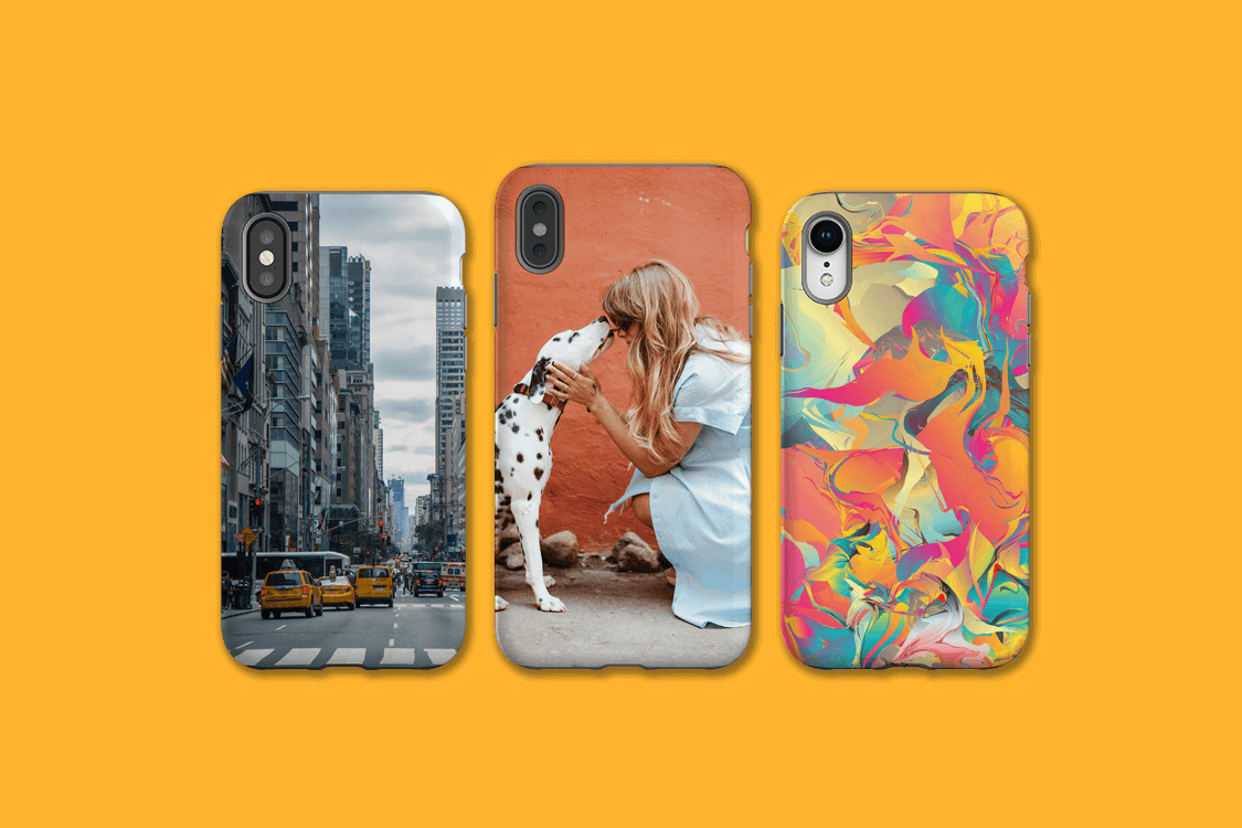 iphone xs personalised phone case