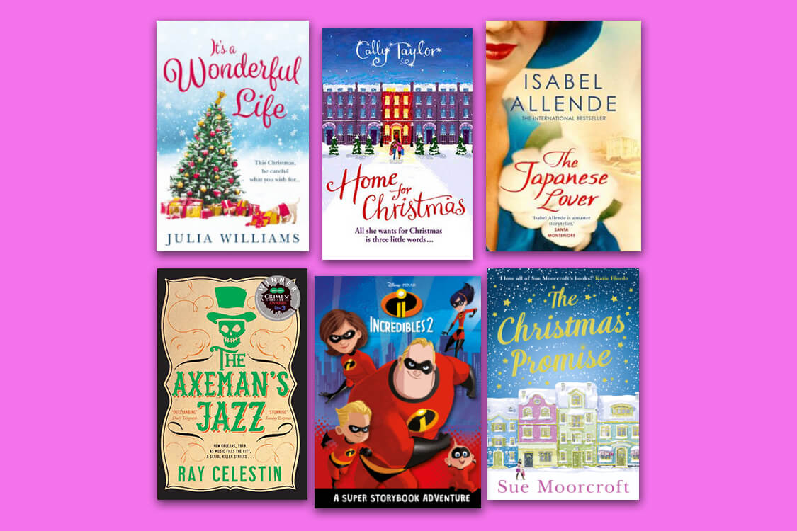 The Christmas Promise Book.Six Stocking Filler Books For Just 1 Each Priority
