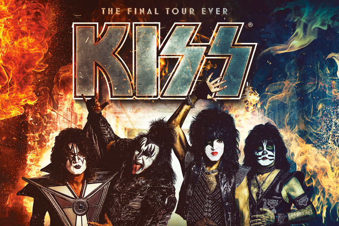 Win A Vip Meet Greet With Kiss At The O2 Priority