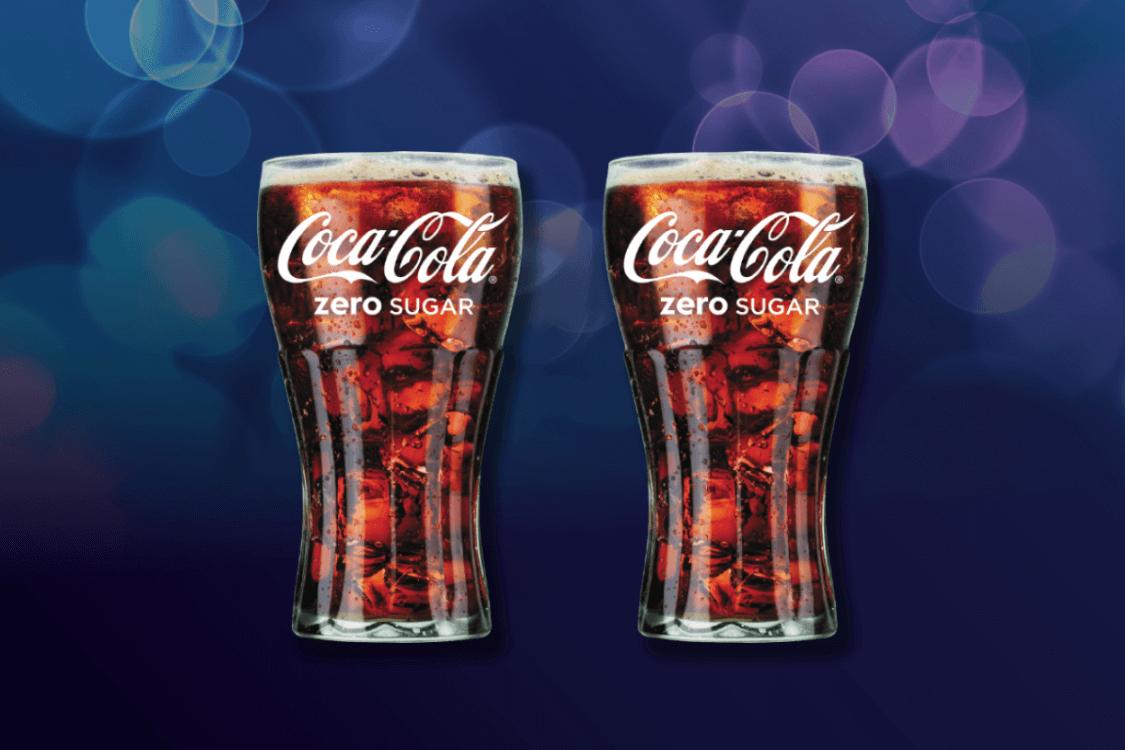 Two for £6 on Coca-Cola, Diet Coke or Coke Zero Sugar - Priority
