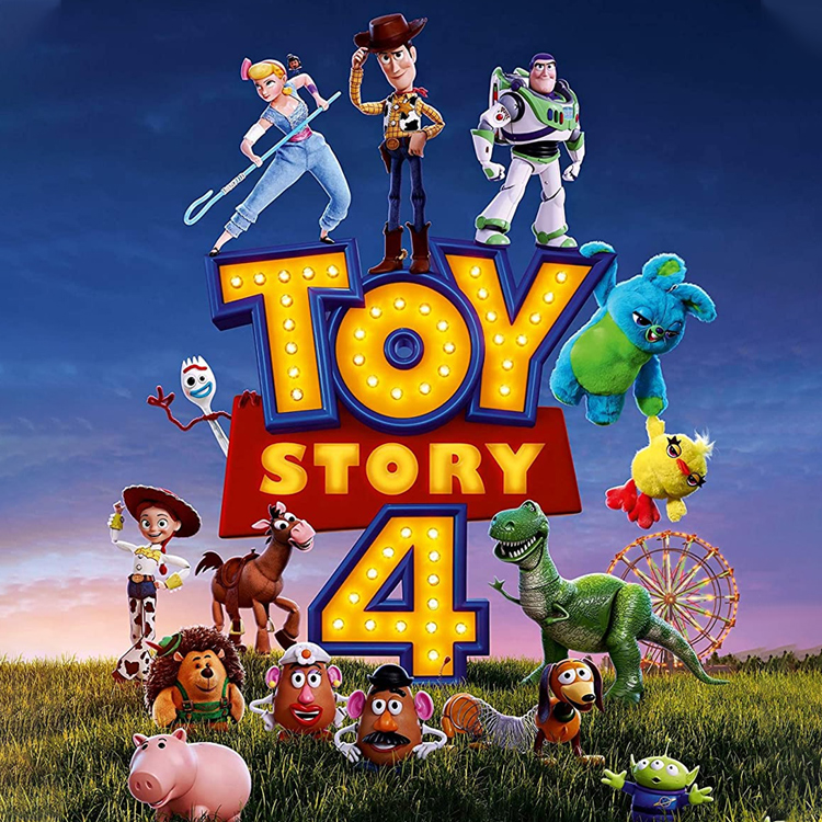 Photograph: Toy Story 4