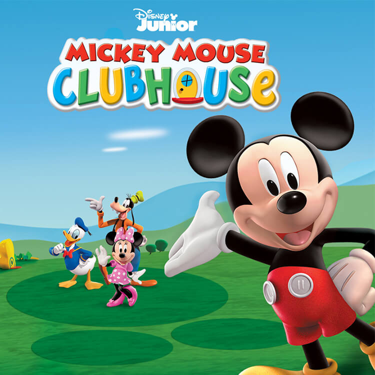 Photograph: Mickey Mouse Clubhouse