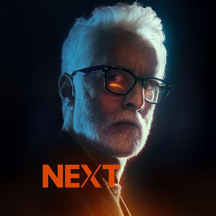 Photograph: Next poster