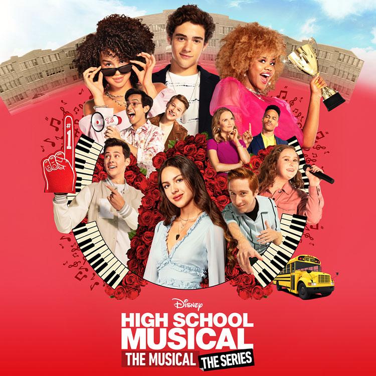 Photograph: High School Musical poster