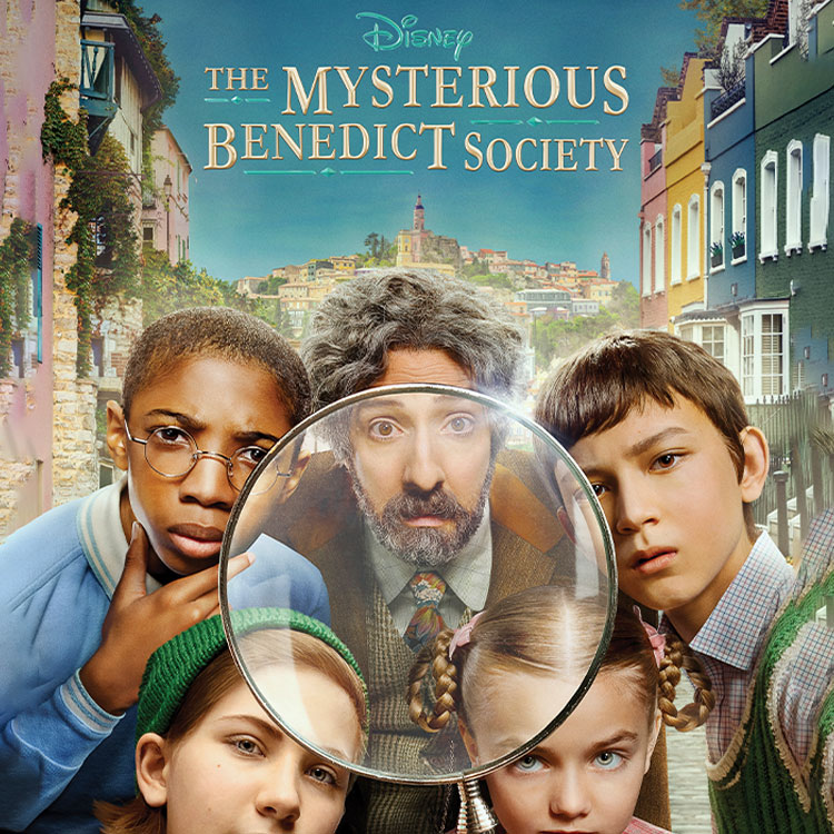 Photograph: The Mysterious Benedict Society