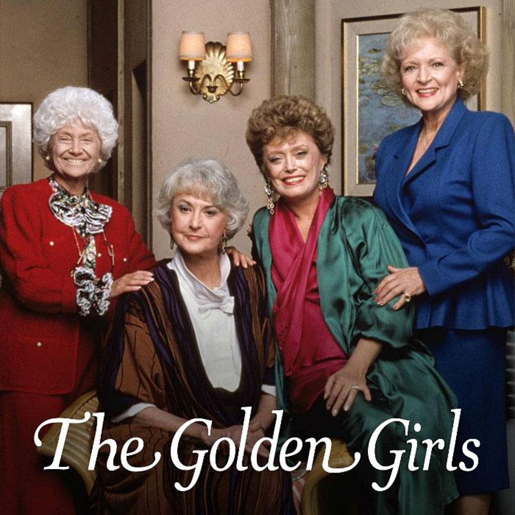 Photograph: Golden Girls
