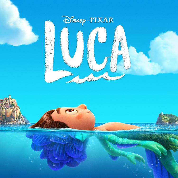 Photograph: The Disney & Pixar's Luca