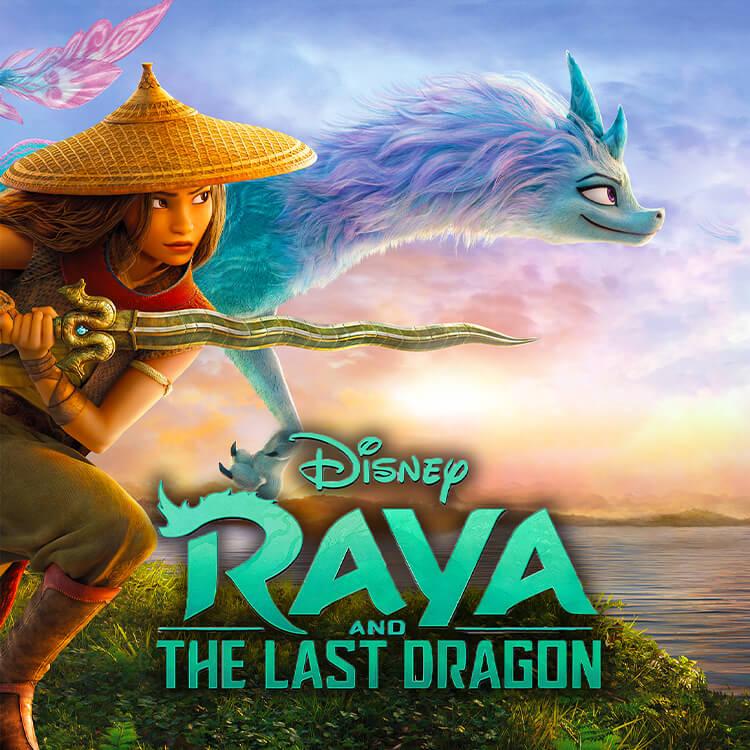 Photograph: The Disney's Raya and the Last Dragon