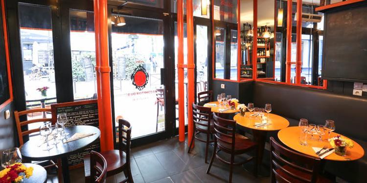 Le Comptoir du 5ème, Restaurant Paris Saint-Michel - Notre-Dame #0