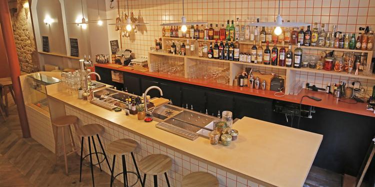 Kouto (ex-Chez Rosette), Bar Paris Grands Boulevards - Bonne Nouvelle #2