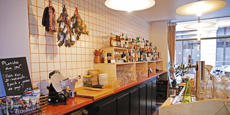 Kouto (ex-Chez Rosette), Bar Paris Grands Boulevards - Bonne Nouvelle #3