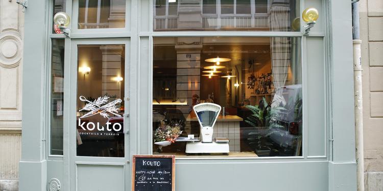 Kouto (ex-Chez Rosette), Bar Paris Grands Boulevards - Bonne Nouvelle #9