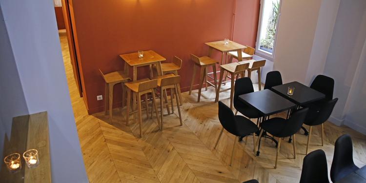 Kouto (ex-Chez Rosette), Bar Paris Grands Boulevards - Bonne Nouvelle #5