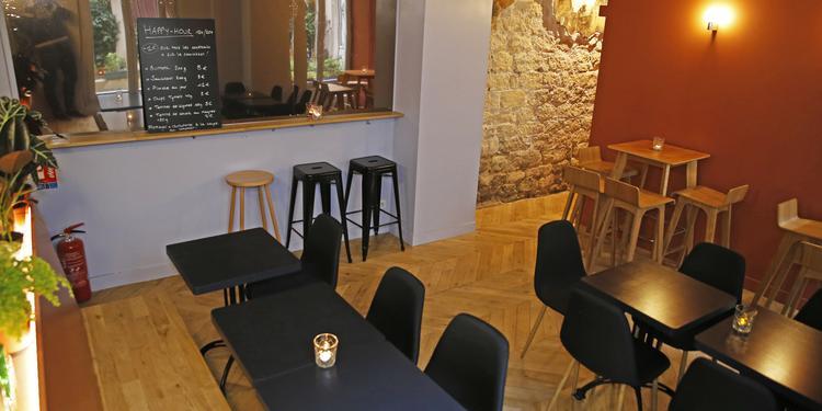 Kouto (ex-Chez Rosette), Bar Paris Grands Boulevards - Bonne Nouvelle #6