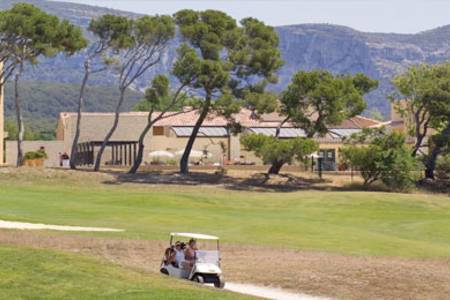 Résidence Provence Country Club, Salle de location Saumane-de-Vaucluse  #0