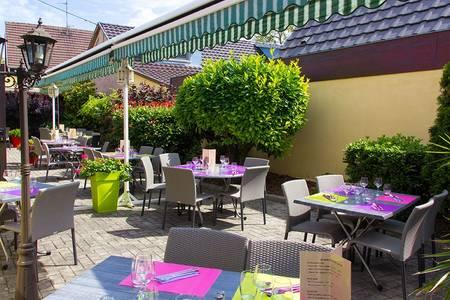 Restaurant À La Carpe, Restaurant Souffelweyersheim  #0