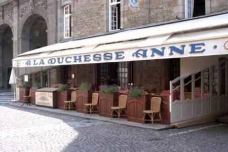 Restaurant A La Duchesse Anne, Restaurant Saint-Malo  #0