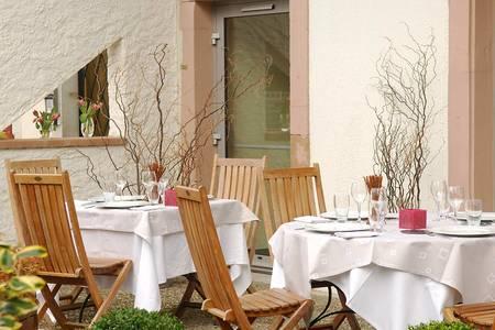 Restaurant Au Fil Des Saisons, Restaurant Étupes  #0