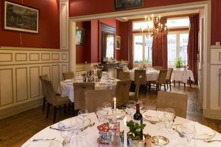 Restaurant Club Marot, Salle de location Lille  #0