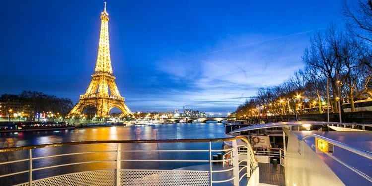 Happy Boat, Salle de location Paris Trocadéro #1