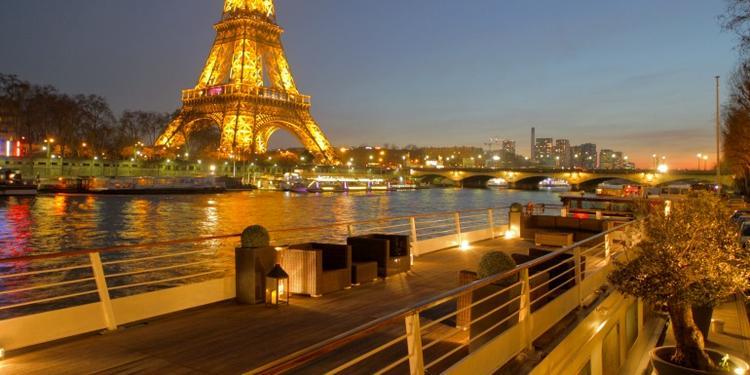 Happy Boat, Salle de location Paris Trocadéro #2