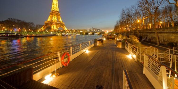 Happy Boat, Salle de location Paris Trocadéro #3