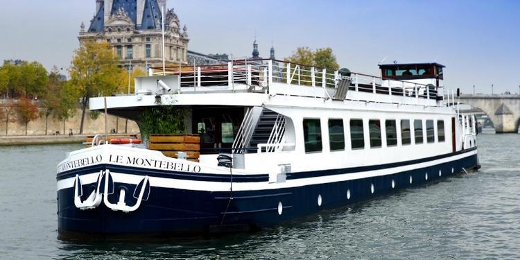 Happy Boat, Salle de location Paris Trocadéro #4
